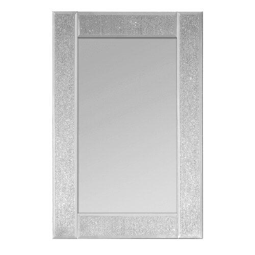 Espejos blancos de pared