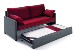 Sofa cama con cama nido