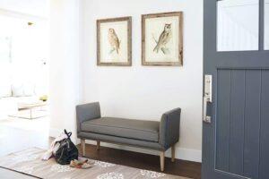 Sofa recibidor