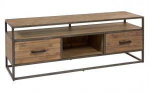 Mueble tv diseño industrial